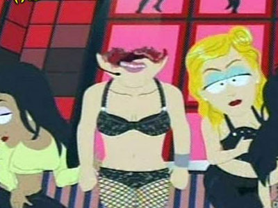 Britney Spears on South Park