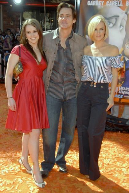 Jane Carrey, Jim Carrey, JennyMcCarthy