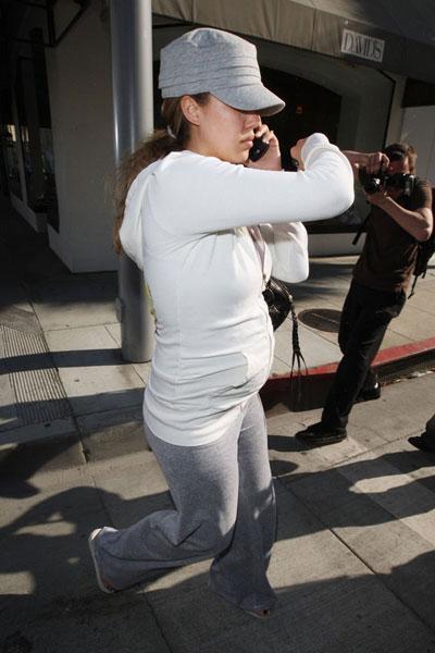 Jessica Alba pregnancy