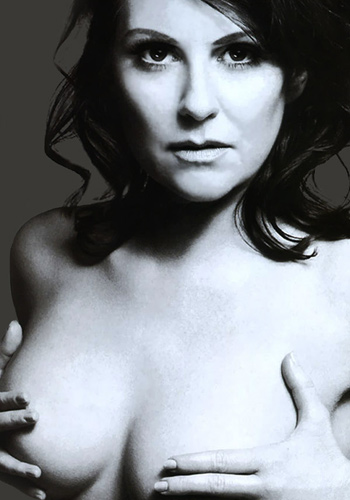 megan mullally ever nude